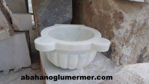 kavun dilimli banyo kurnası