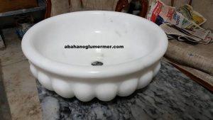 mermer lavabo